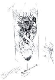 image nibel reactor jenova ffvii sketch 1 jpg final fantasy