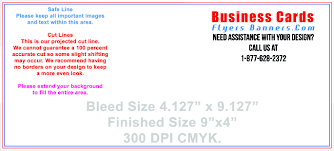rackcard templates business cards flyers and banners