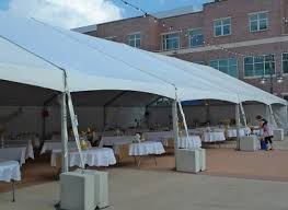 Awning Weights Jumbo Track Frame Tents Aaa Rents