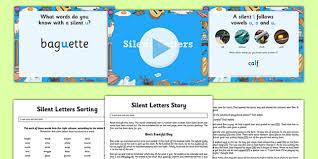 silent letters activity pack silent letters activity pack