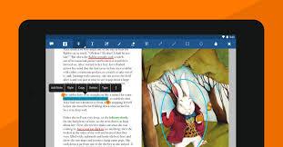 xodo pdf reader u0026 editor android apps on google play