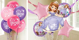 sofia the party supplies sofia the balloons party city canada
