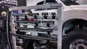 Rigid 30 Led Light Bar by The Next Big Thing Curved Led Light Bars Better Automotive