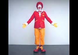 Ronald Mcdonald Halloween Costume Ronald Mcdonald U0027s Makeover Fast Food Clown Uniform