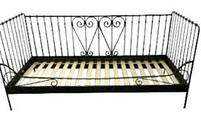 ikea white metal daybed home decoration ideas 1350