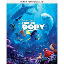 finding dory blu ray dvd digital hd walmart