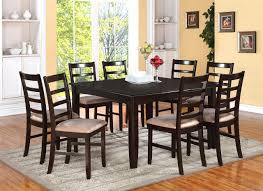 furniture glass dining table tables stunning modern set