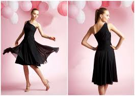 black is back black bridesmaids u0027 dresses articles easy weddings