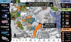 map usj 23 hhnh 2014 the official hhn 2014 event map the hhn