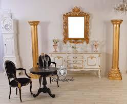 Barock Schlafzimmer Bilder Barock Kommode Weiß Gold Lionsstar Gmbh
