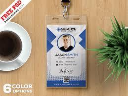 id card graphic design office identity card design psd bundle psdfreebies com