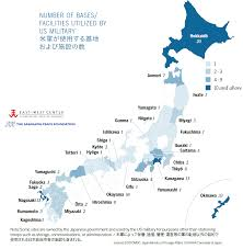 map us japan us japan security alliance asia matters for america by the east