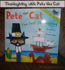 thanksgiving with pete the cat the forever