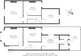 Terraced House Floor Plan 3 bedroom terraced house for sale in east oxford oxfordshire ox4