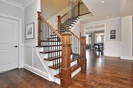 Install Banister How To Install Handrails In Stairwell Railing U2014 John Robinson