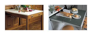 Roll Out Kitchen Cabinet Fabulous Kitchen Features Ivory Raised - Kitchen pull out table