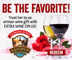 wine subscription gift the california wine club s day deal bonus month with gift