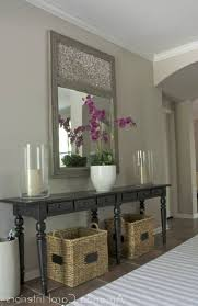 15 best collection of long entryway table
