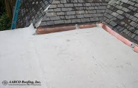 3 easy steps to a fixed flat roof