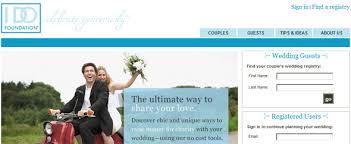 wedding registry website reviews 6 excellent wedding registry websites