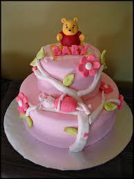 winnie the pooh baby shower cake 106 best winnie the pooh birthday baby shower cakes images on