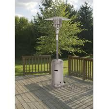 best patio heater amazon com vulcan 44 000 btu stainless steel patio heater