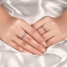 wedding rings couple images Starfield jewelry love diamond ring 18k white gold diamond jpeg