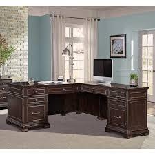 Computer Desk With Return Dalton Desk With Return