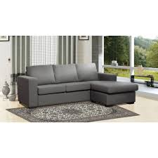 Ektorp Chaise Living Room Dark Gray Sectional Sofa With Chaise Grey Microfiber