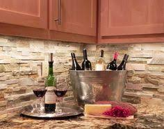 Love This Stacked Stone For My Kitchen Backsplash My DIY - Layered stone backsplash