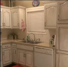 how to paint kitchen cabinets rustic painting kitchen cabinets a rustic look