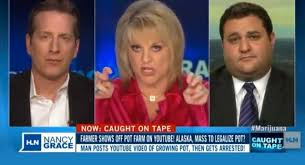 Nancy Grace Meme - nancy grace says pot users shoot each other and kill families