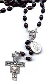 franciscan crown rosary crown seven joys rosary