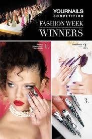 results your nails magazine carnival competition issue 5 nail