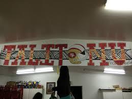 49er themed samoan tribal banner babyshower pinterest
