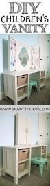 Girls Bedroom Vanity Plans Best 25 Childrens Vanity Ideas On Pinterest Whimsical Painted