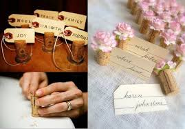 how to make table seating cards diy seating plan and place cards weddingplanner co uk
