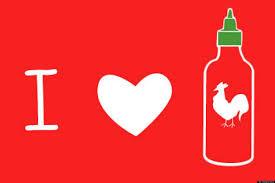 sriracha bottle back sriracha everything aka a spicy food experiment the