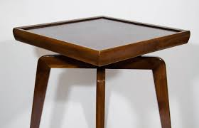 furniture astounding image of pair of decorative square solid