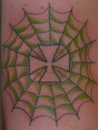 presodathis spider web tattoo designs elbow