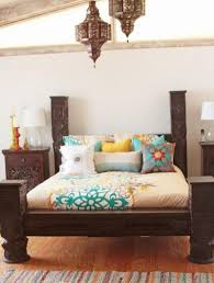 Exotic Bed Frames by Exotic Moroccan Bedroom Design Ideas Wowfyy