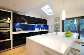 Blue Kitchen Backsplash by Kitchen Backsplash Ideas A Splattering Of The Most Popular Colors