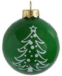 memory company boston celtics glass tree ornament