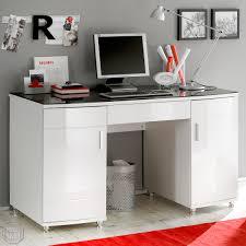 Schreibtisch Hochglanz Schwarz Schreibtisch Schwarz Home Design Inspiration