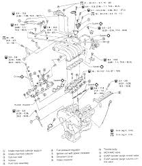 nissan maxima water pump repair guides engine mechanical intake manifold autozone com