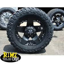 dodge ram 1500 rockstar rims 20x10 xd 775 rockstar wheels matte black w federal mt 33x12 50r20