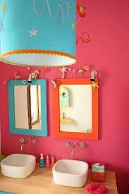 Colorful Bathroom Decor 54 Best Kids Bathrooms Images On Pinterest Kid Bathrooms