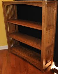 mission bookcase oak doherty house find out mission bookcase style