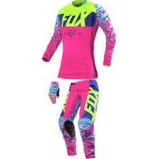 womens motocross gear packages dirt bike fox racing 2016 women s 180 combo motosport ball