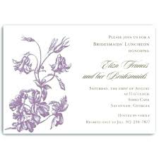bridesmaids luncheon invitation bridesmaids luncheon invitations ezpass club